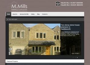 M.Mills Building Contractor