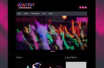 Mutiny Entertainment
